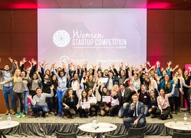 Women Startup Competition's finalist teams are taking in London this summer