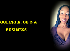 I am Stuck In A 9-5 & Trying To Start My Business – How Do I Balance It?