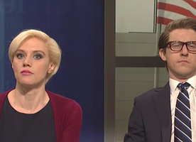 SNL Nails It in this Hilarious Sketch on the Morning Joe Surprise Engagement