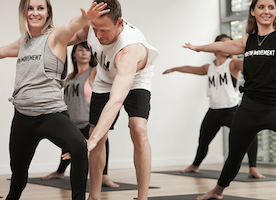 Fitness and Mindfulness with Yoga in Warriewood