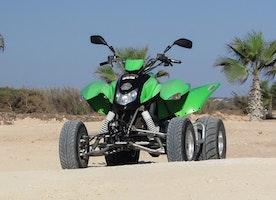 Hur att Prep din ATV för sanddynerna