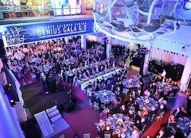 Liberty Science Center's Genius Gala 6.0 Raises More Than $2.7 Million