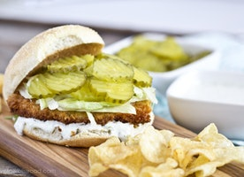 Yes! My craving turned into a post about Chicken Sandwiches
