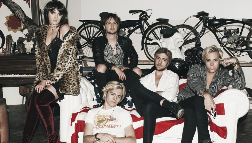 R5's 'New Addictions' Out Now & Summer Tour Dates Announced