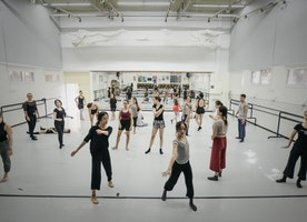 Summer Intensive Dance Program With Kibbutz Contemporary Dance Company