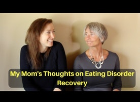 My Eating Disorder: Conversation with my Mom