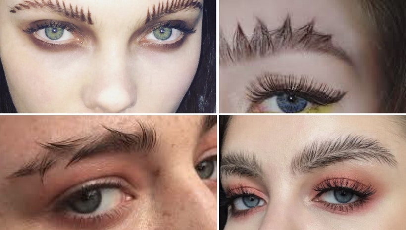 Why I Just Cant Get Behind The New Eyebrow Trends Mogul