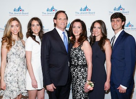 The Jewish Board's 2017 Spring Gala Honors Longtime Supporters and Raises $1.75 Million