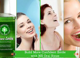 Receding Gums Treatment Mouthwash