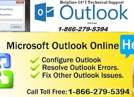 My Outlook Crashes and Hangs When Trying to Access it Online.