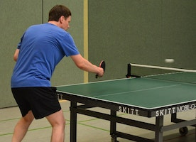 The laws of Table Tennis: rules and regulations