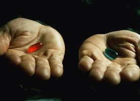 The Reason Taking the Red Pill is Important