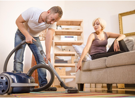 Some Home Chores that Give the Gym Workout a Run for its Money