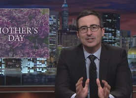 John Oliver Bluntly Blasts America For Not Offering Solid Paid Maternity Leave