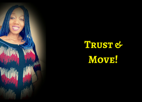 Trust & Move – All the Thinking In The World Does Not Help! ACTION, HONEY – Take Action!