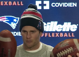 I am Dying from laughter after watching this Tom Brady musical spoof
