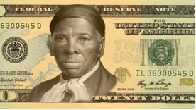 A Female on the Bill?! Yes! Harriet Tubman has won vote to be on $20 bill