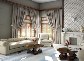 Colonial Style Interior Design