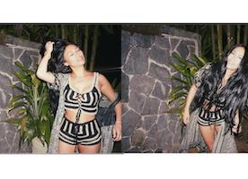 Kim Kardashian's Former Assistant Stephanie Shepherd's Simple Hair Routine For Sleek & Shiny Locks