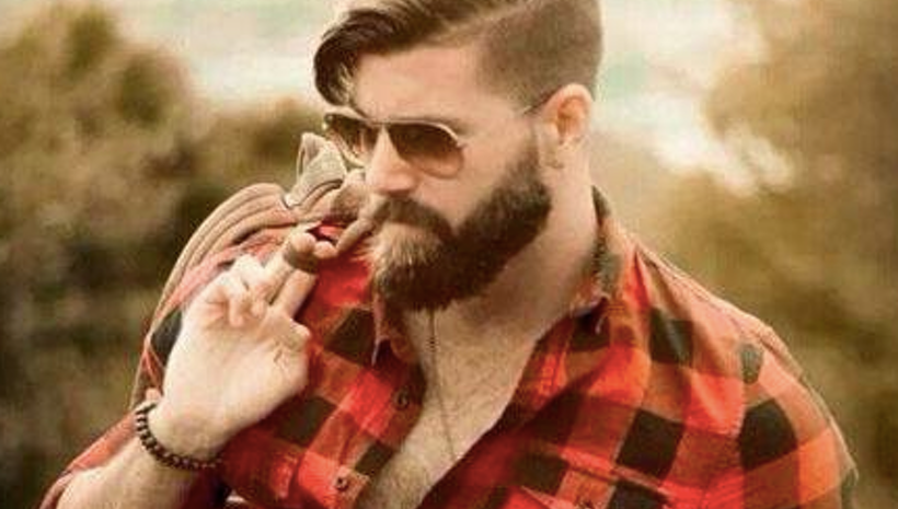 Spotting a Lumbersexual