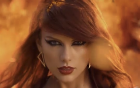 """Watch Taylor Swift's Bad Ass Music Video, """"Bad Blood"""" (Take that, Katy Perry)"""