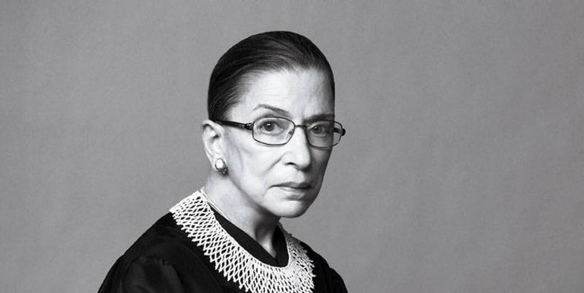 Why Ruth Bader Ginsburg is the Beyoncé of the Law  (and the Ultimate Role Model)