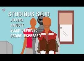 Douchebag 101: Guys In A Coffee Shop