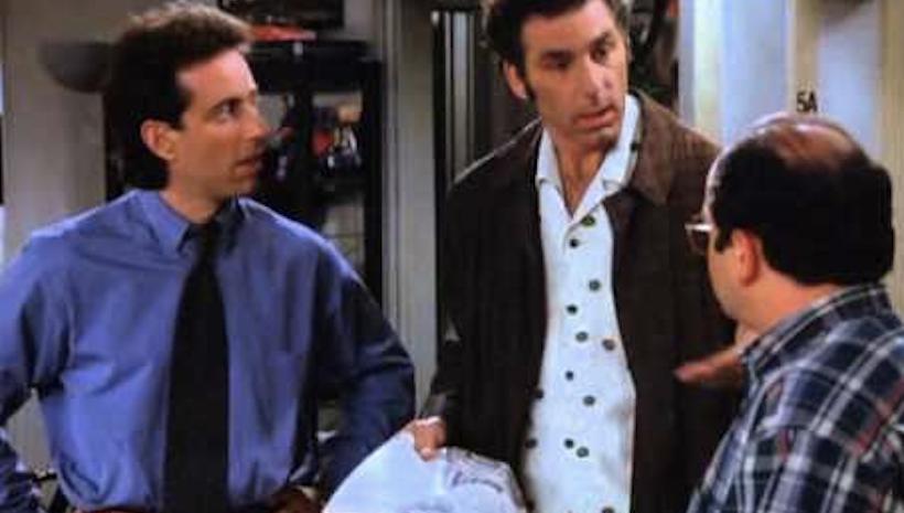 Breakups, Seinfeld Style!