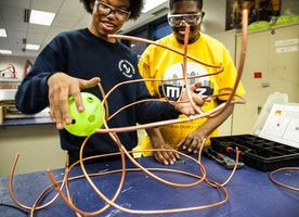 Detroit High School Robotics Program is Expanding!