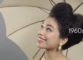 Phenomenal Video Shows 100 Years of Beauty Trends in the Philippines!