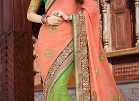 Classic Styles on Budget: Jabong Sarees at Low Prices