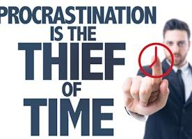 4 Powerful Ways To Eliminate Procrastination