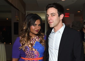 Mindy Kaling and B.J. Novak Are Writing a Book About Their Relationship