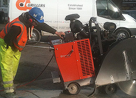 Choosing Diamond Floor Saws for Cost-effective and Precise Concrete cutting