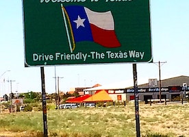"""Sierra Blanca Border Station: """"Toto, I've a feeling we're not in """"Texas"""" anymore!"""""""