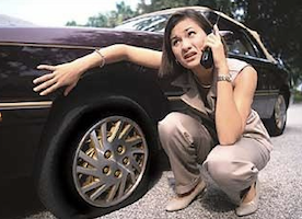 How Changing A Tire Is Like Bad Sex