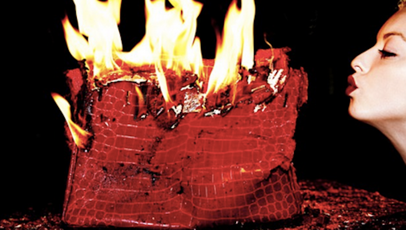 Burning Away Your Past: Crazy Or Crafty?