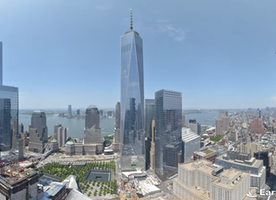You Will Tear Up after Watching this 11 Year Timelapse of One World Trade Center Skyline