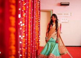 Indian Wedding Lehenga - Dream of Every Woman