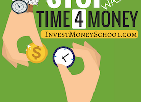 3 Steps To Achieve Financial Freedom [Infographic]