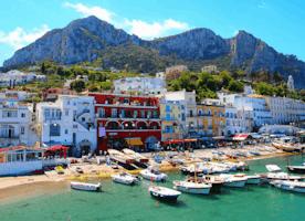 Enjoy scintillating Capri day trips from Naples