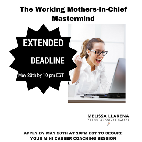 Are you a mom who wants to reenter corporate or grow in her career?