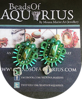 Beads Of Aquarius jewelry - mouna