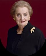 Secretary Madeleine K. Albright